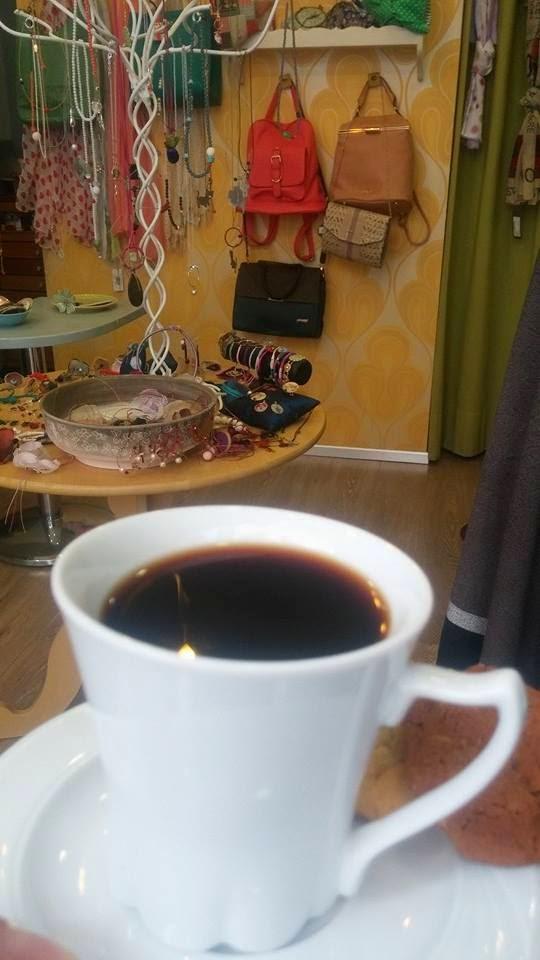 Καφεδάκι;