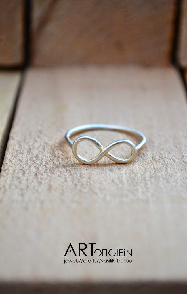 δαχτυλίδι ασημένιο Πριγκιπώ - artopoiein