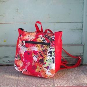 Lacrimosa Design Backpacks Pollock Artonomous