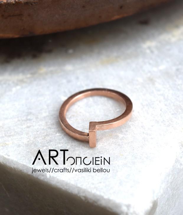 Potnia rings pink Artonomous