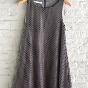 φόρεμα γκρι δαντέλα Fullah Sugah Artonomous