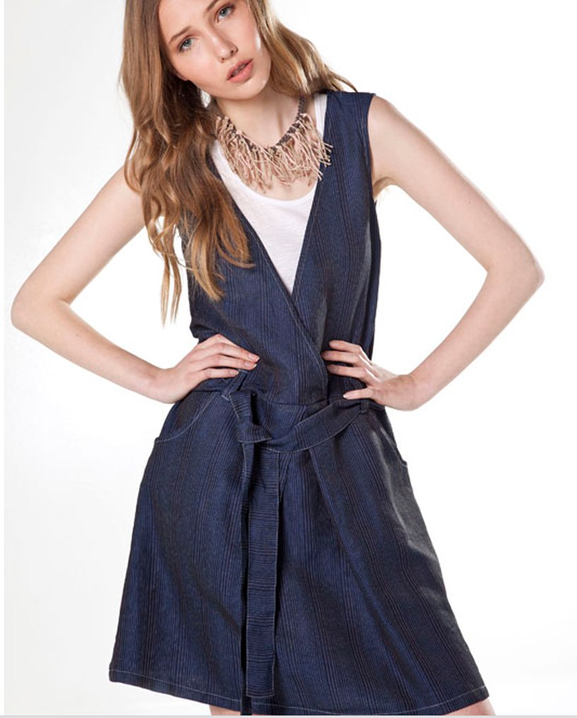 Κρουαζέ φόρεμα Helmi Artonomous