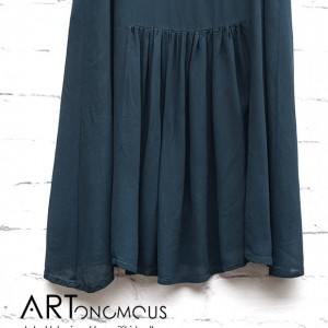 teal dress helmi artonomous