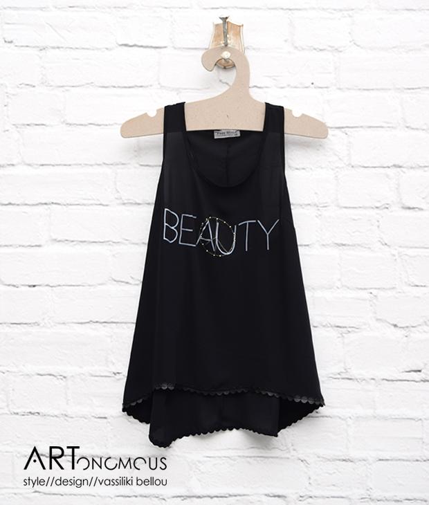 black top Free Style artonomous