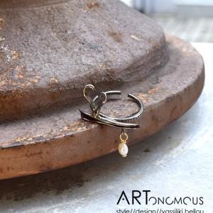 heart earrings anyfantis artonomous