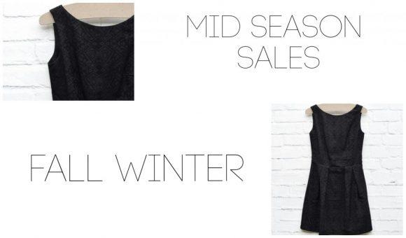 mid season sales artonomous