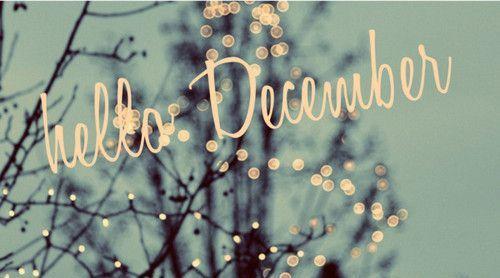 hello December ARTonomous blog