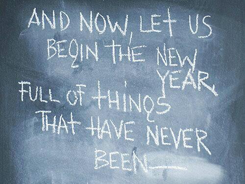 new year's resolution artonomous