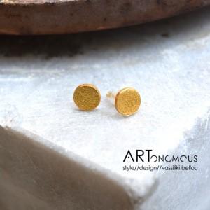 circle silver ring tsaprali artonomous 2