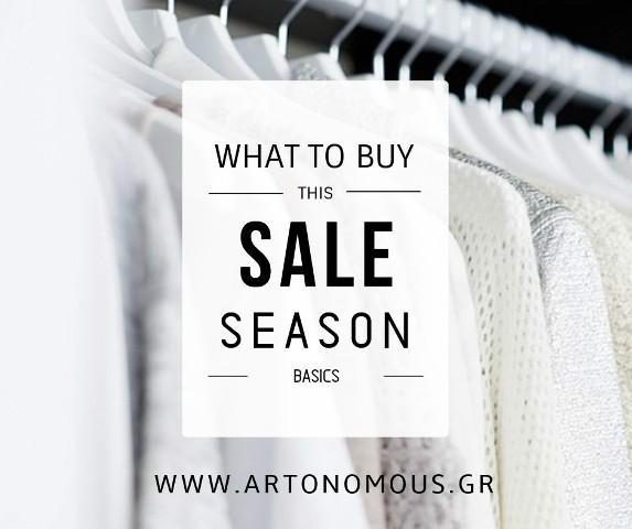 winter sale basics artonomous