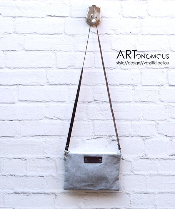 grey clutch vinge project artonomous 1
