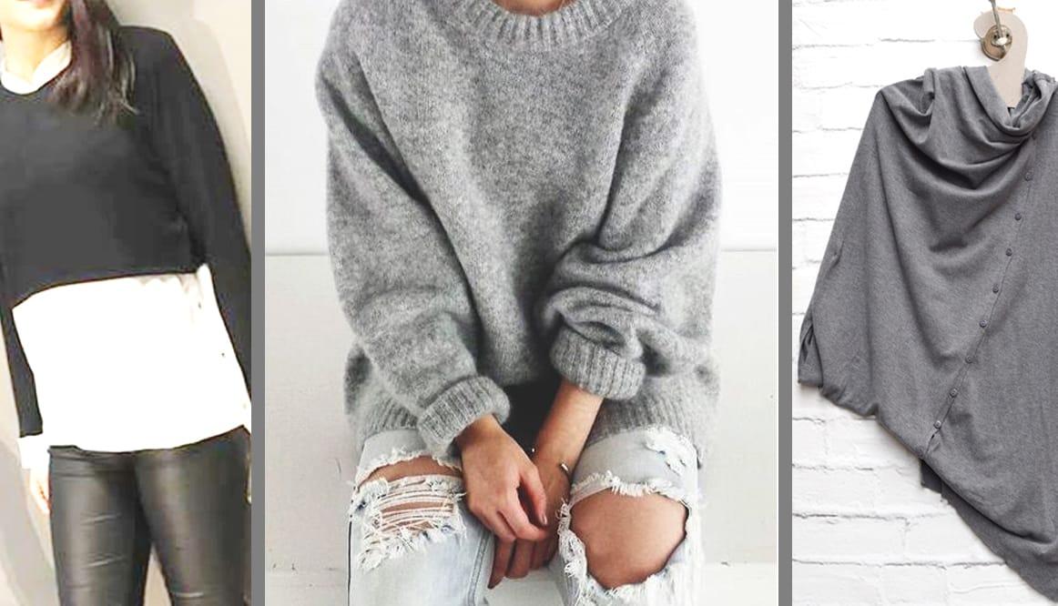 artonomous sweaters & blouses