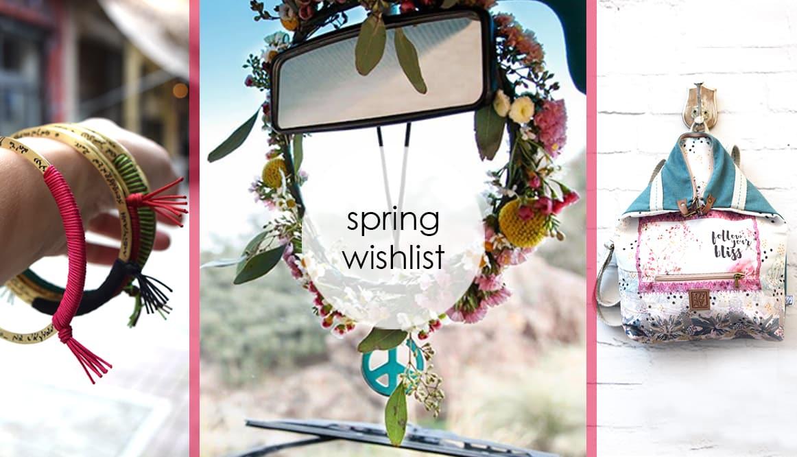 artonomous handmade spring wishlist